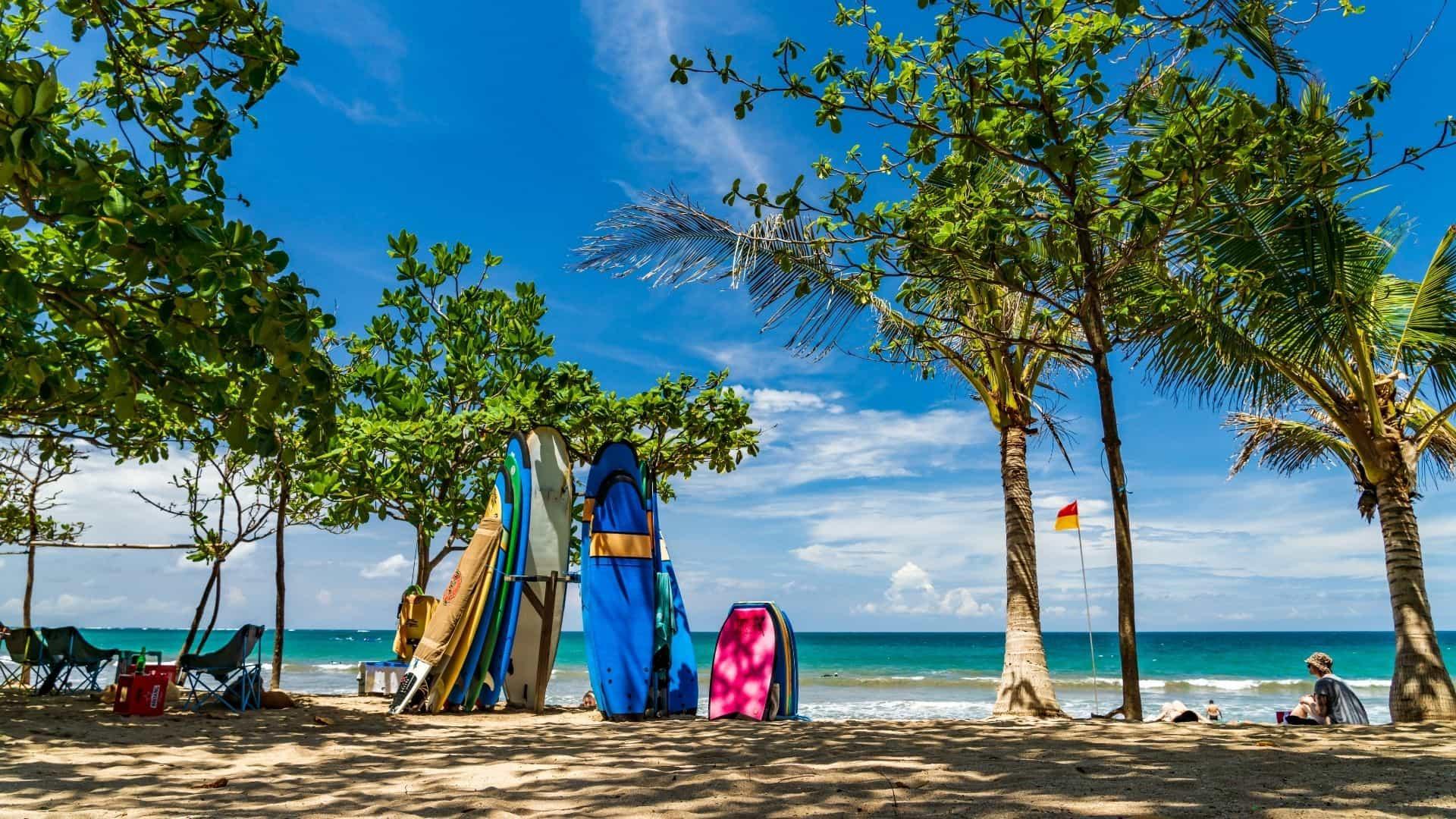 Kuta Beach una de las mejores playas que encontrarás en Bali