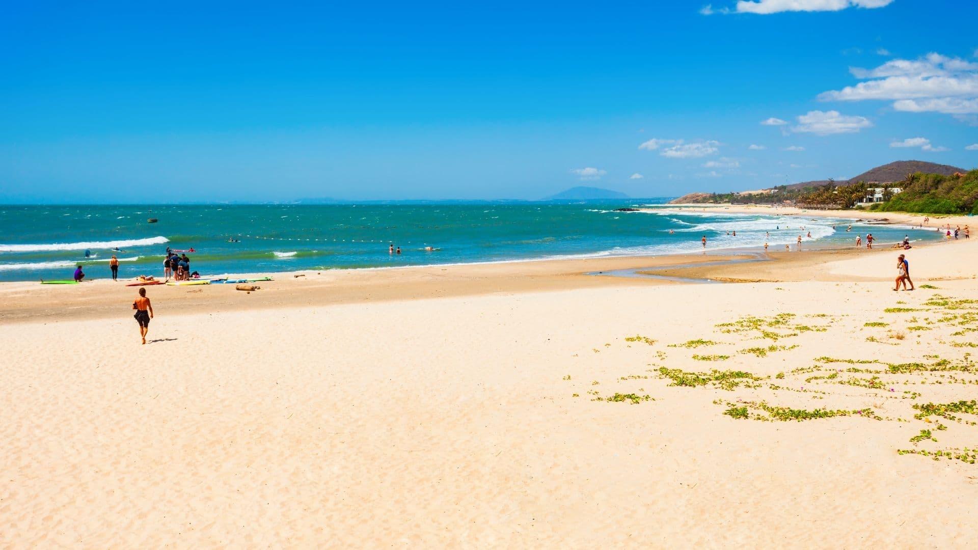 Mui ne Beach en Phan Thiet es una de las mejores playas de Asia