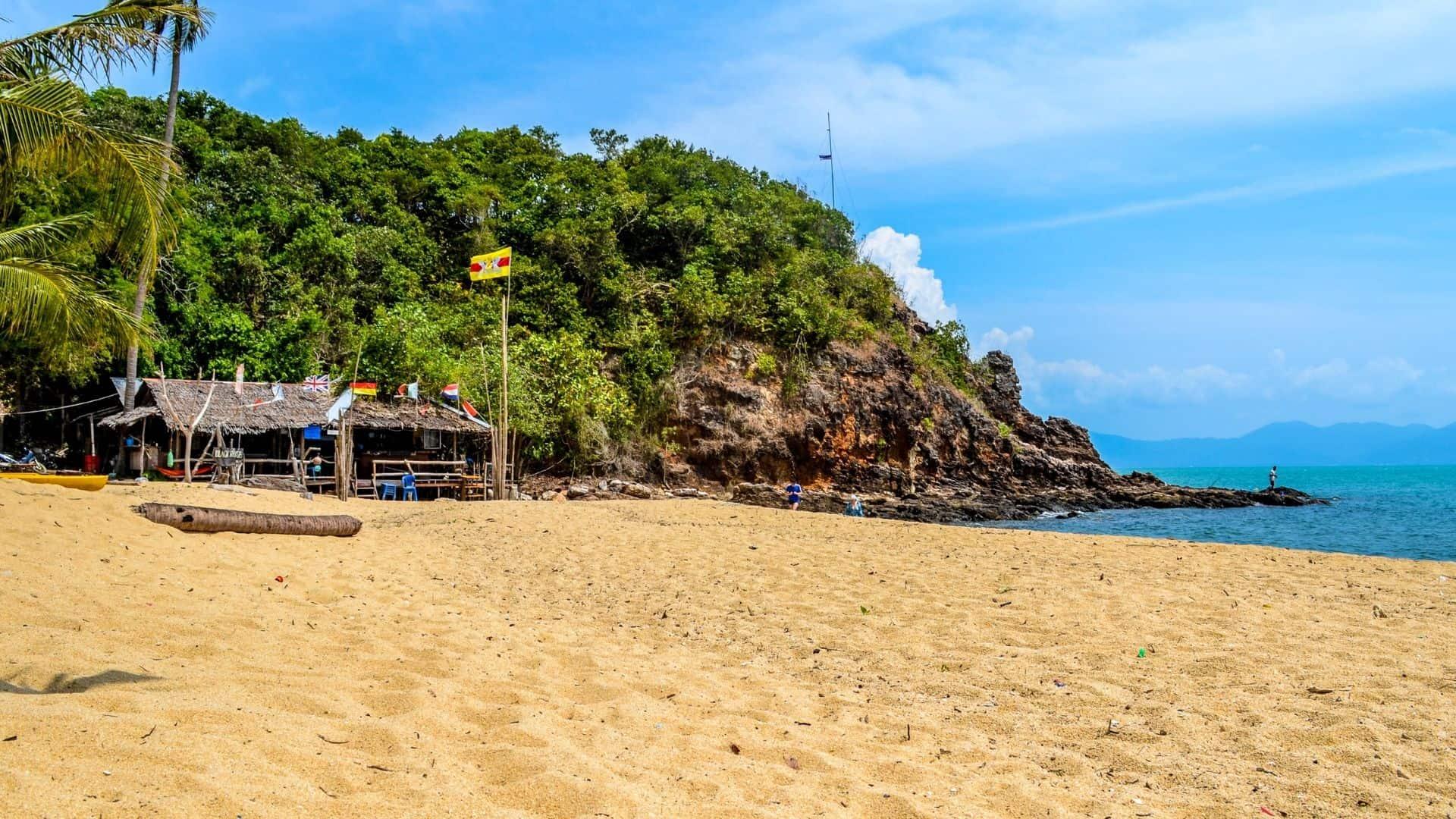 Playa de Mae Nam