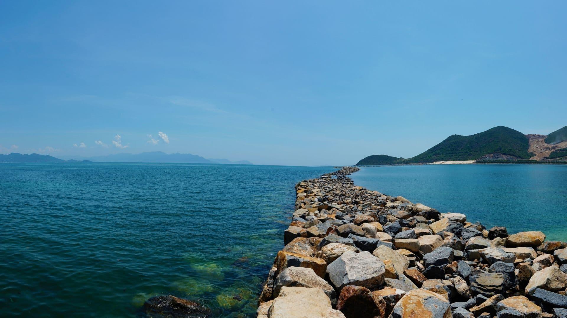Nha Trang en Khanh Hoa es de lasPlayas más paradisiacas del sudeste asiático