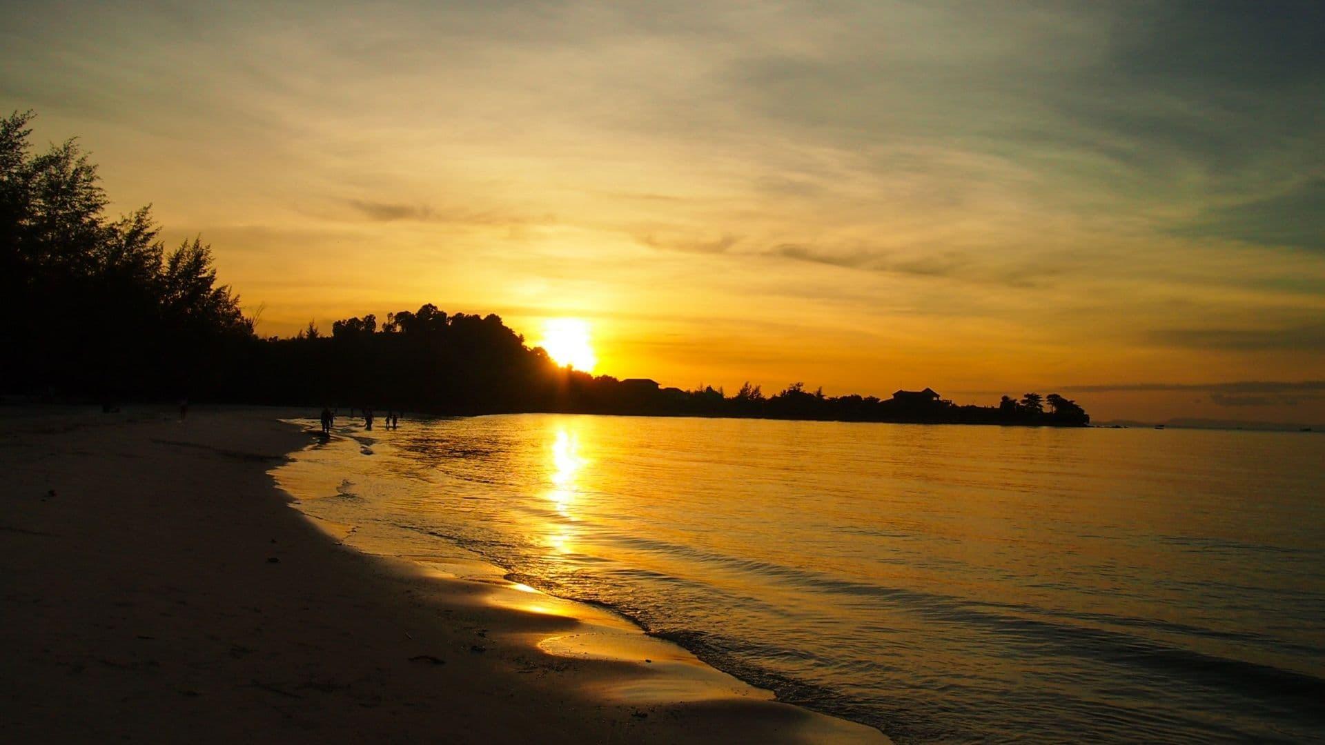 Camboya tiene las mejores Playas asiáticas para visitar