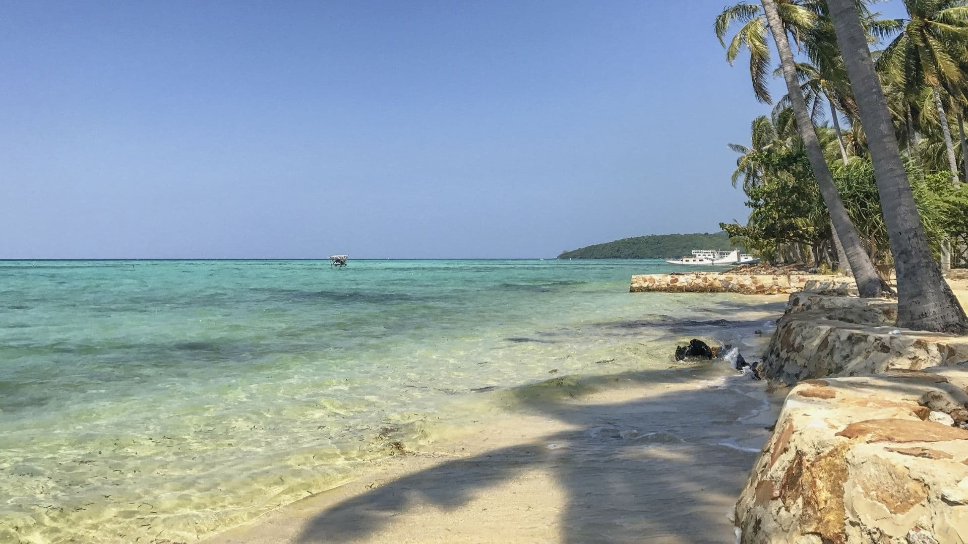 Taman Karimunjawa forma parte de las mejores playas de Asia