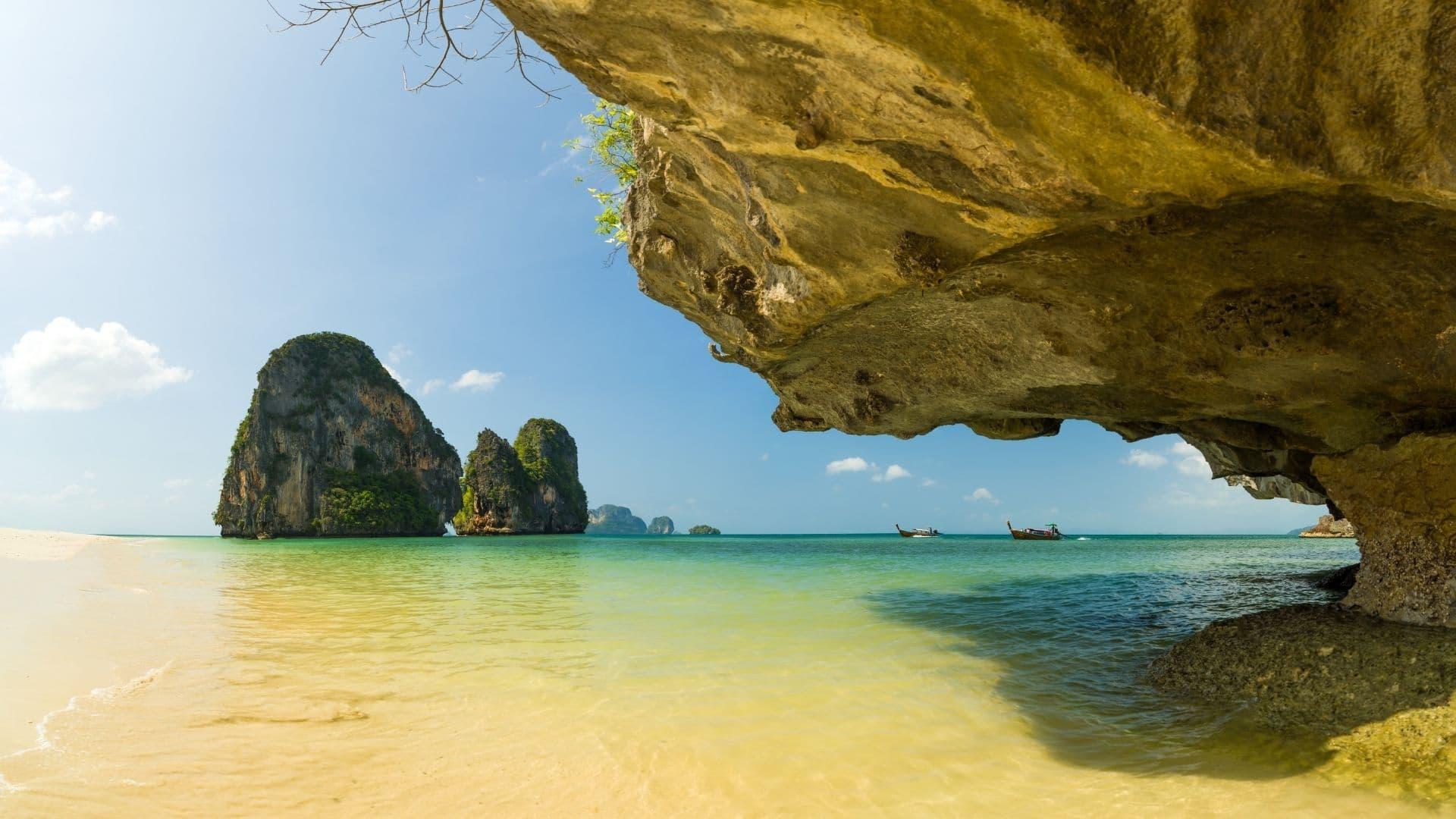 Ton Sai Beach playas de krabi