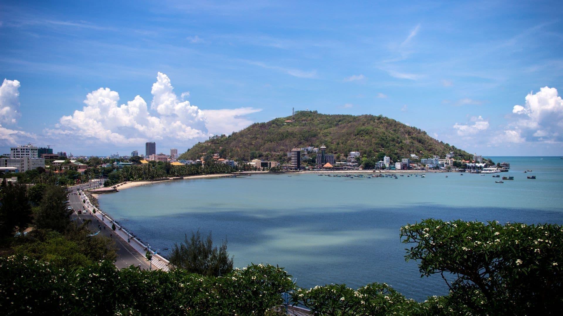 Playa paradisiaca Vung Tau