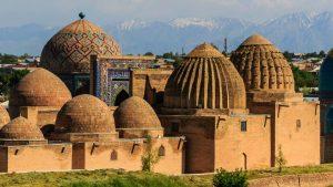 UZ Uzbekistán OFERTA Espíritu del Pasado 8 días 1 1