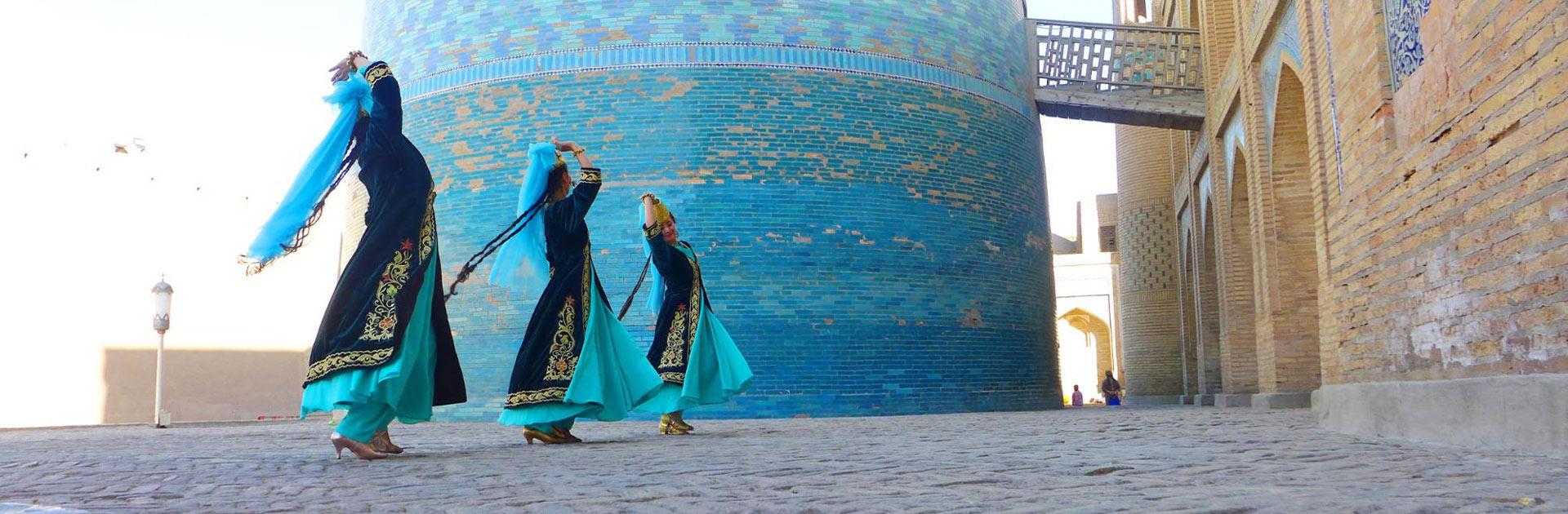 UZ Uzbekistán OFERTA Espíritu del Pasado 8 días 3