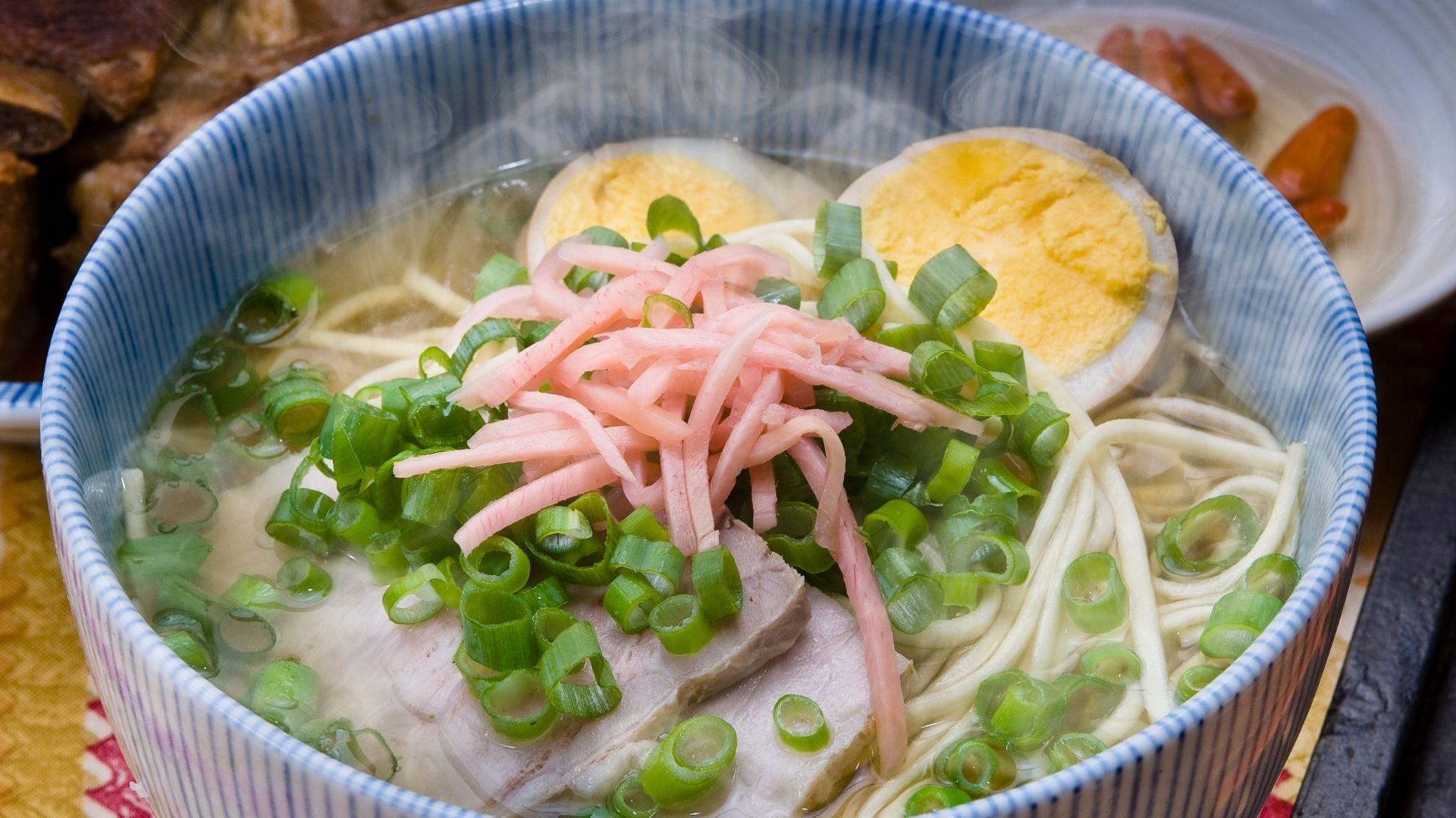 Platos típicos de Okinawa