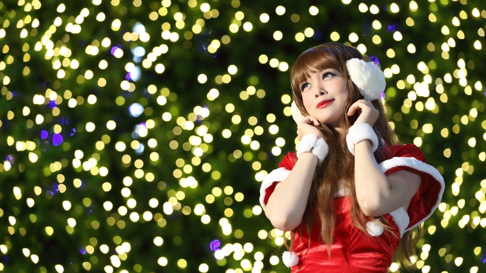 celebrar la navidad en japon