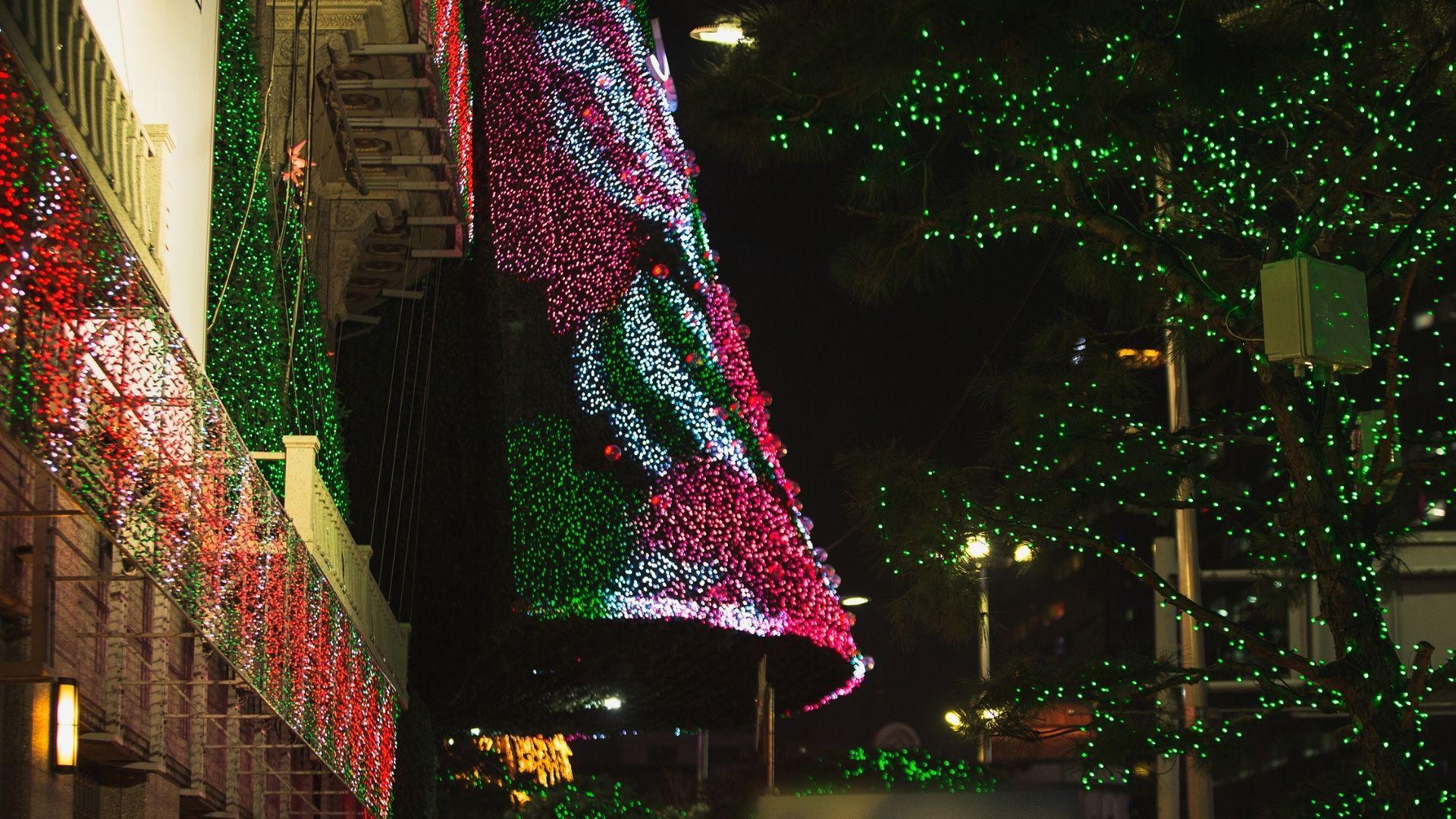 navidad en corea del sur