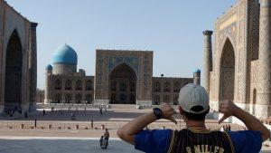 UZ Uzbekistán por libre 8 días 1