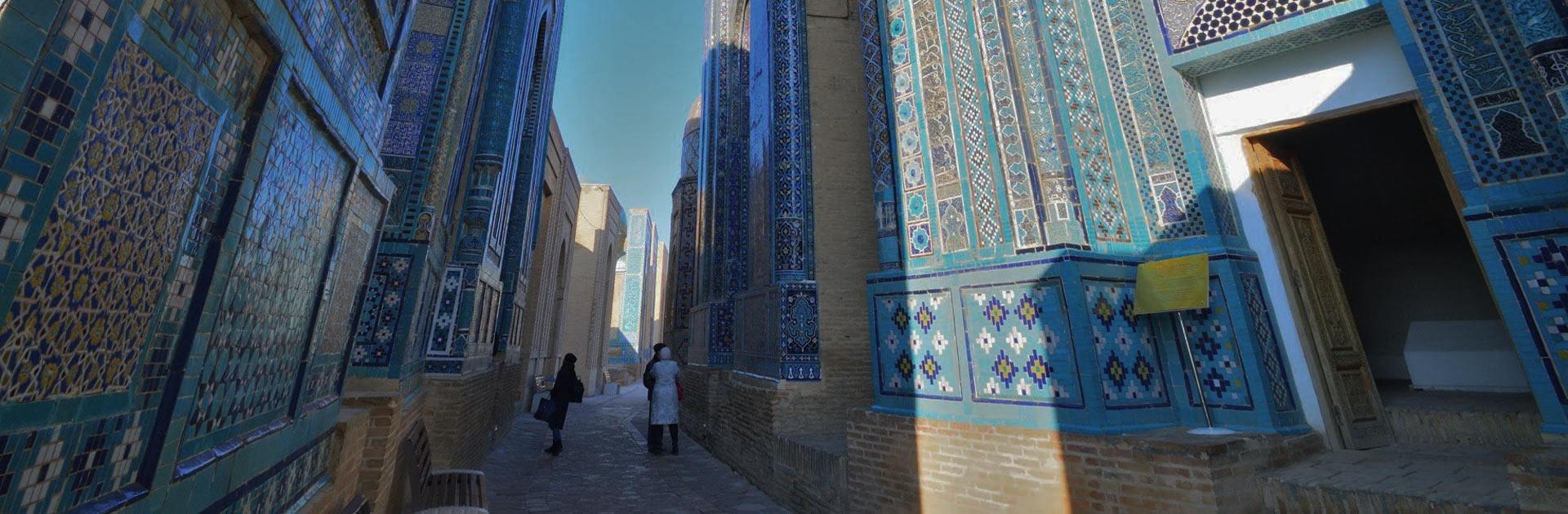 UZ Uzbekistán por libre 8 días 2