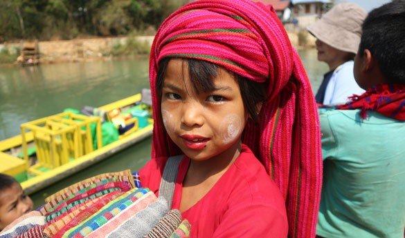MYANMAR 14 DÍAS