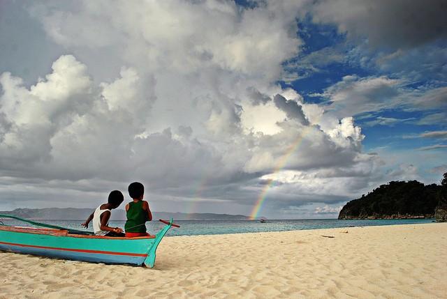 Boracay, 10 kilómetros cuadrados de paraíso
