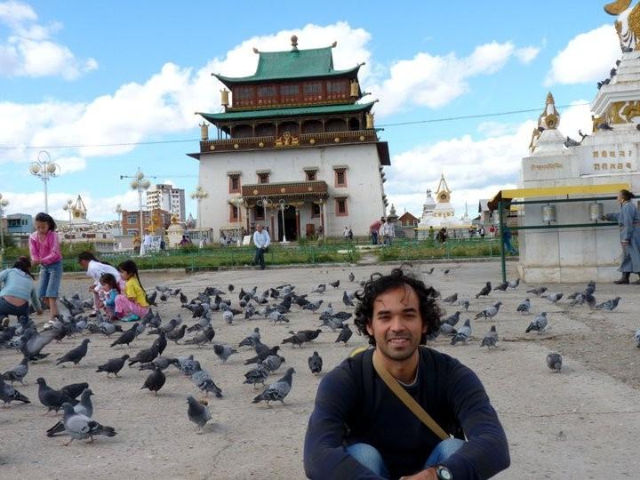 «En Mongolia conocí la bondad y la humanidad de los asiáticos»