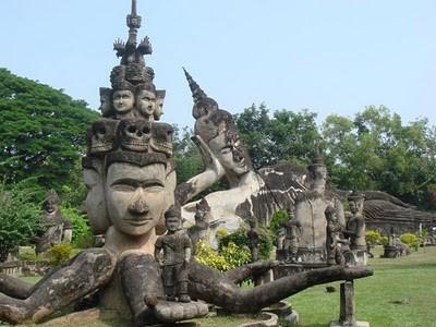 Descubriendo el arte y la cultura en Laos