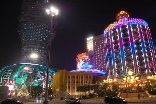 Macao brilla con luz propia