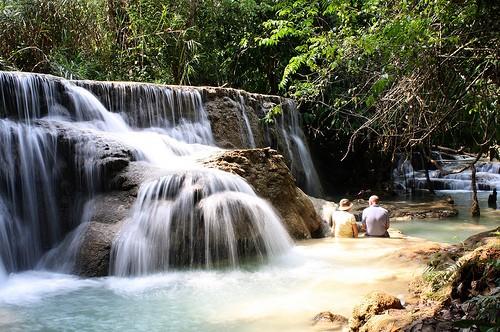 Visitas imprescindibles cerca de Luang Prabang (Laos)