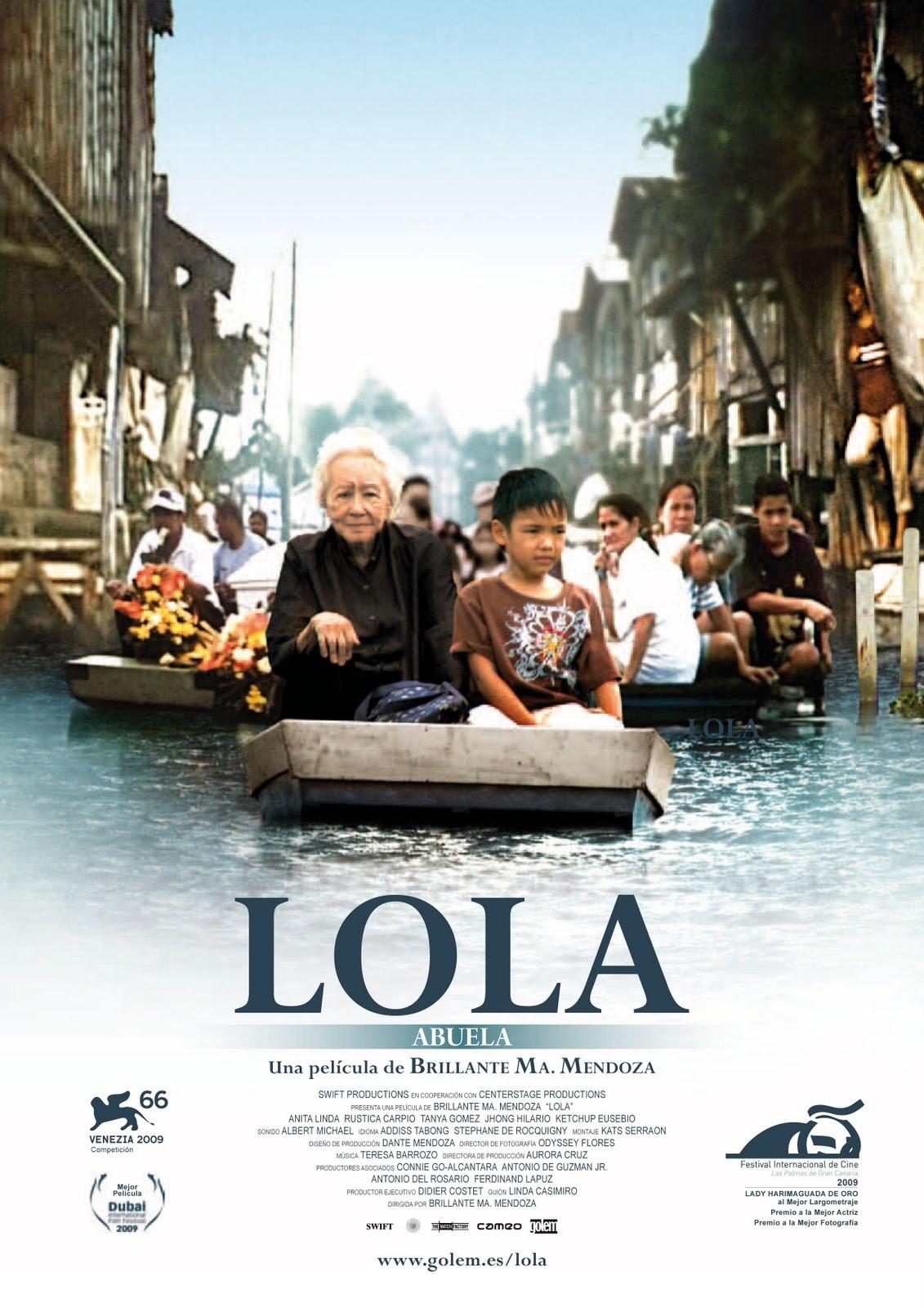 Lola: El coraje de dos abuelas en Manila