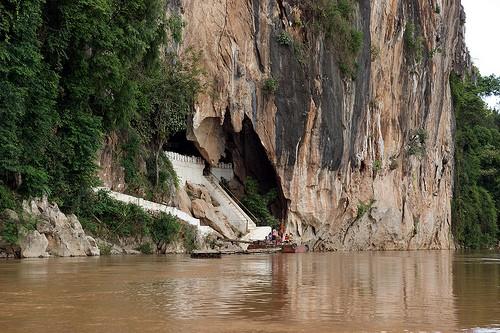 La belleza de Luang Prabang, Laos