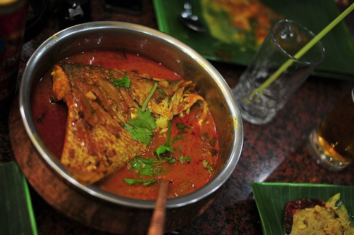 Un día gastronómico en Singapur