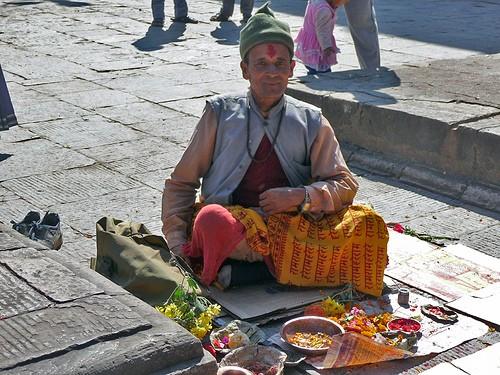 Los colores de Patan, Nepal