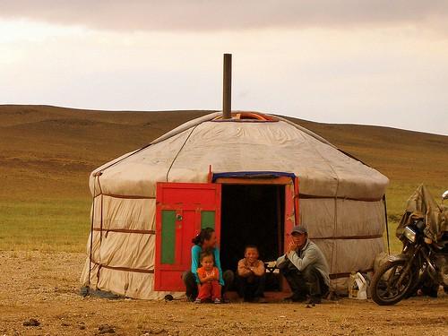 Las Yurtas de Mongolia
