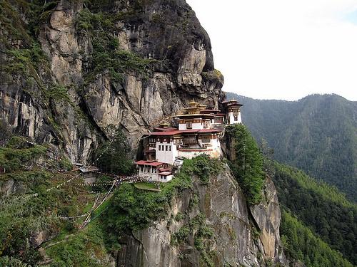 Bhutan: El Templo del Nido del Tigre