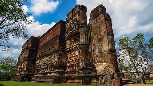 El legado de Polonnaruwa, Sri Lanka