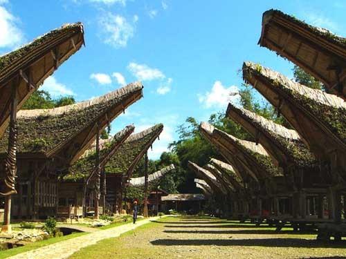 La fascinante Tana Toraja en Indonesia