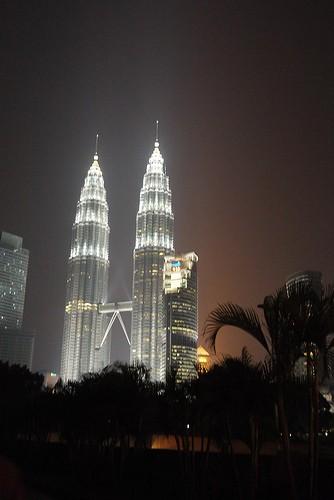 Malasia y las Torres Petronas