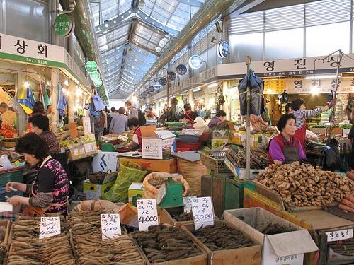 Corea del Sur: De compras por Seúl