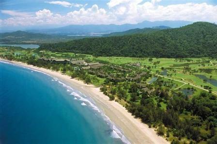 La exuberancia de Sabah en Malasia