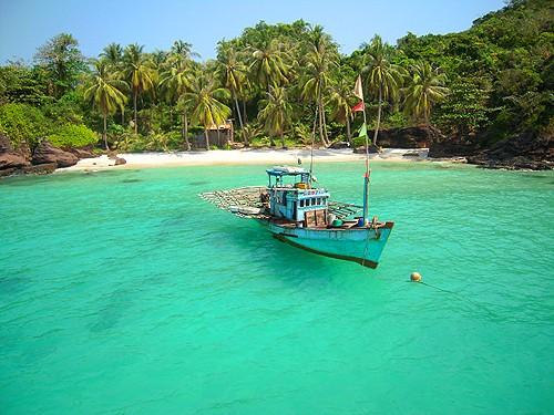 Las hermosas playas de Vietnam