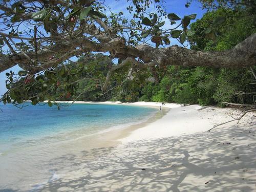 De relax y playas por India