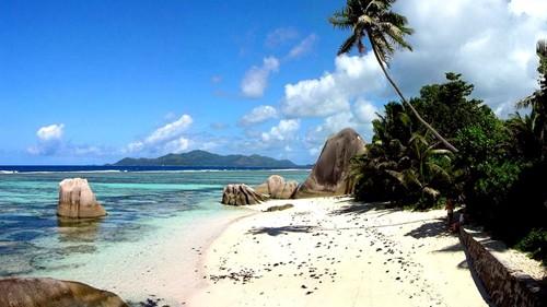 La isla Tioman, Malasia