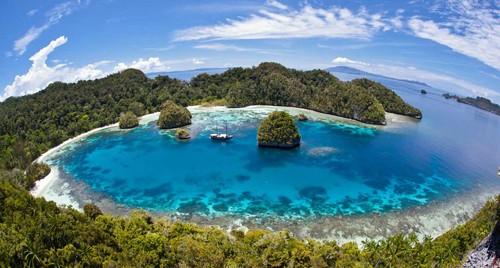 Las maravillas de Raja Ampat, Indonesia