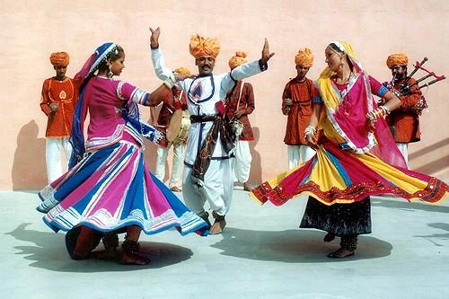 Festival de Música Folk de Rajasthan, India