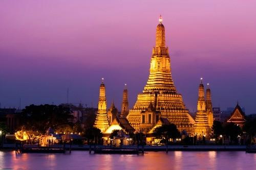 El Templo de la Aurora de Bangkok