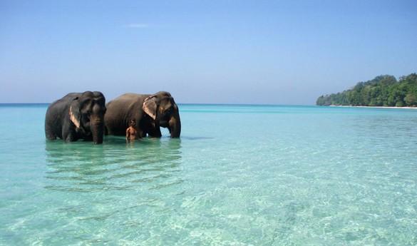 Las Islas de Andaman