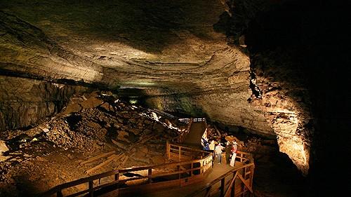 La fascinante gruta de Sarawak