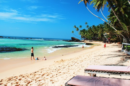 Playas en Sri Lanka: La región suroeste