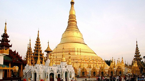 Myanmar: La Pagoda de Shwedagon