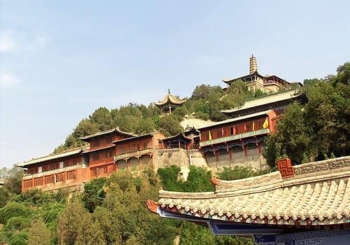 La Pagoda Blanca de Lanzhou