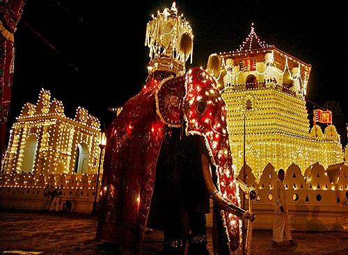 Sri Lanka: El Templo del Diente de Buda