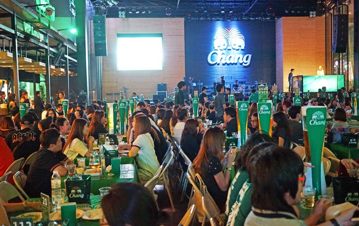 Comienza el Festival de la Cerveza en Bangkok