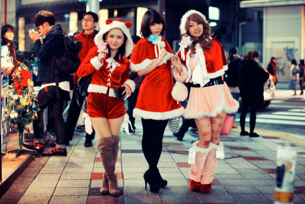 Cómo se celebra la navidad en los diferentes países asiáticos