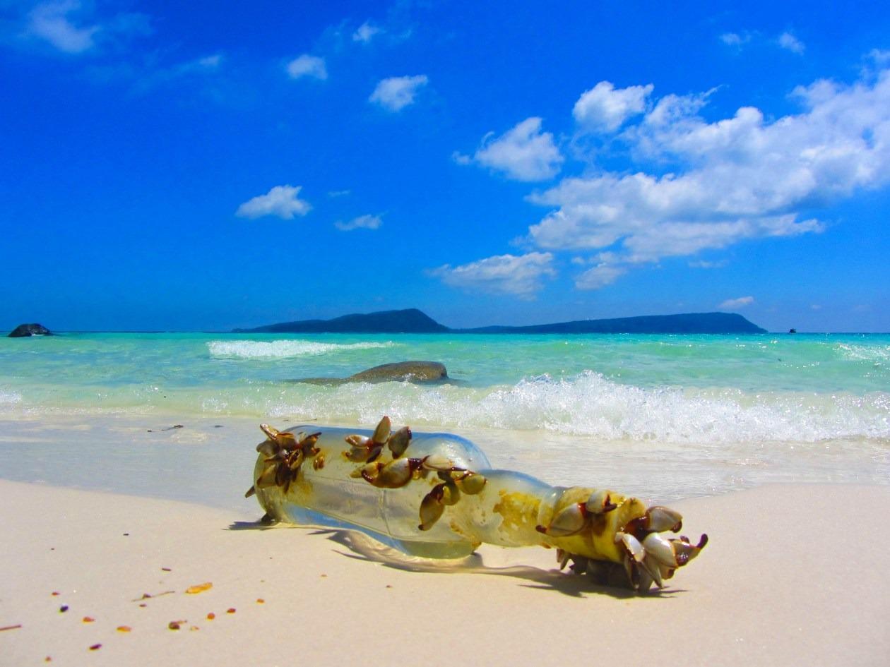 Koh Rong: un Paraíso de Playa en Camboya