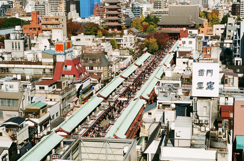 Barrios de Tokio: un paseo por Asakusa