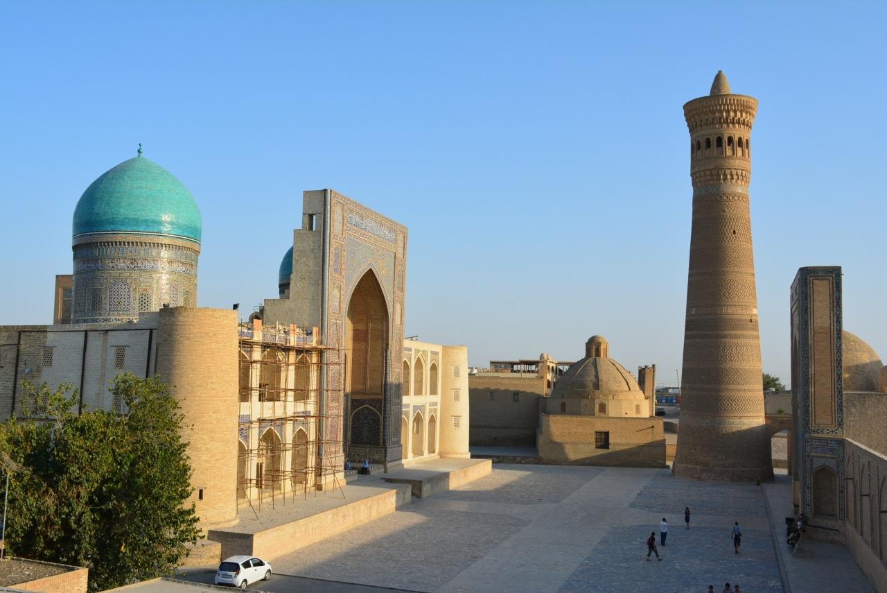 10 Razones para conocer Uzbekistán