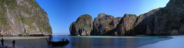 Destinos de película: Phi Phi (The Beach)